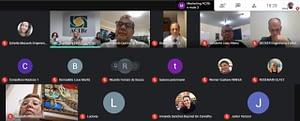 Secretário municipal de Saúde participa de reunião virtual do Conselho de Núcleos da ACIBr