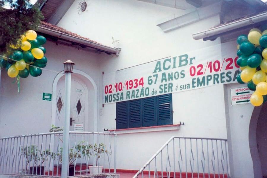 ACIBr – ASSOCIAÇÃO EMPRESARIAL DE BRUSQUE