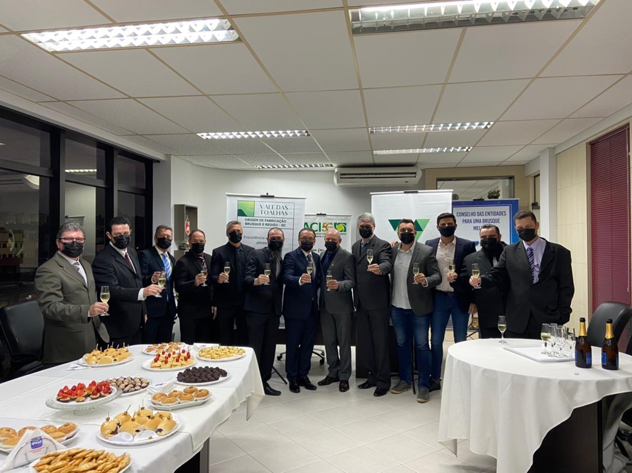 Núcleo de Fabricantes de Toalhas é finalista de prêmio nacional