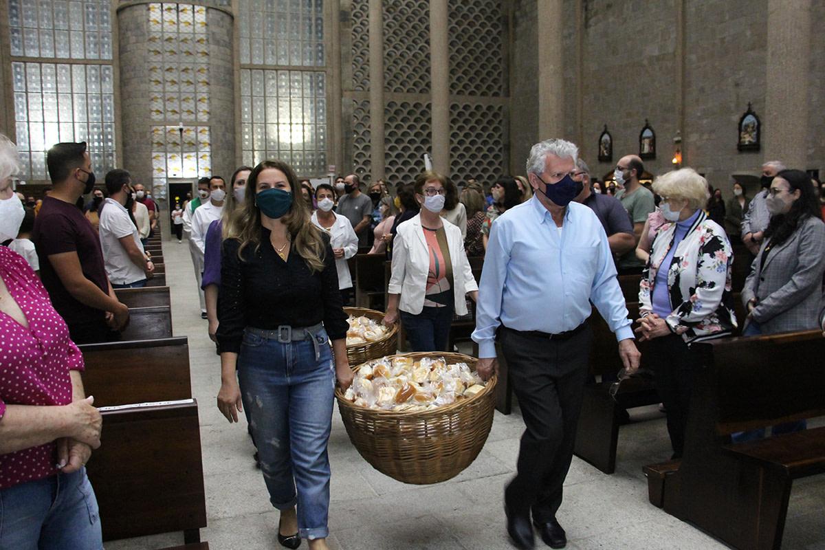 ACIBr celebra 87 anos de fundação com Missa de Ação de Graças